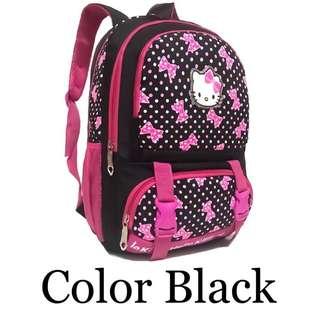 Hello Kitty School Backpack