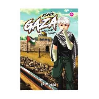 Komik Gaza : Detik Awal Palestin Dijajah