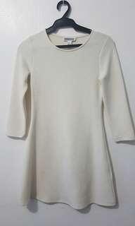 White Skayer Dress