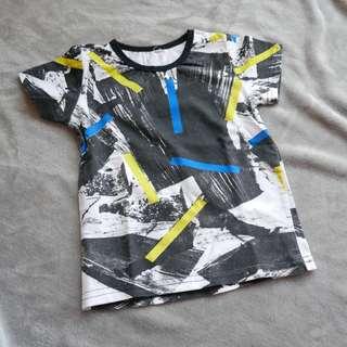 Kaos anak Off white