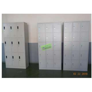 2pcs 15 DOOR PADLOCK TYPE LOCKER--KHOMI