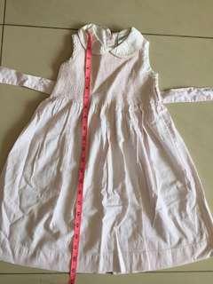 Cranberry dress