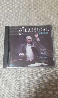 Classical Splendour (1996 cd)
