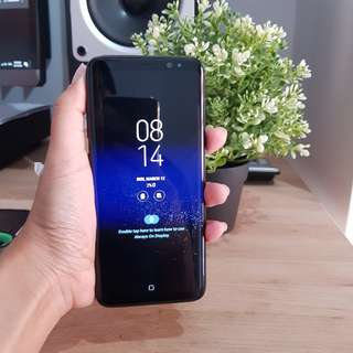 Samsung S8 64gb Singlesim ex Inter