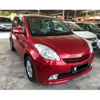 2007 Perodua Myvi 1.3 EZI (A)