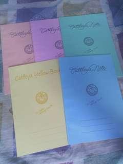Cattleya Note