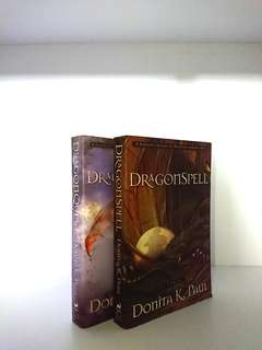 Dragonspell / Dragonquest - Donita K. Paul
