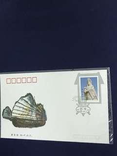 China Stamp- 1992-12 B-FDC