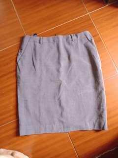Vivant skirt dark gray