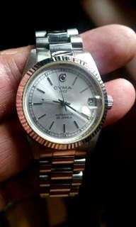 CYMA Auto. Watch Ladies