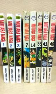 Mutiara Naga (Vol.1, 2, 3, 7, 14, 36, 40 & 41)