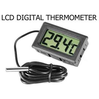 LCD Digital Thermometer temperature large screen