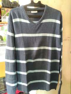 Sweater Angelo litrico v-neck