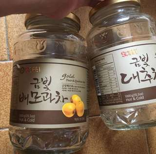 Empty Bottles/Jars