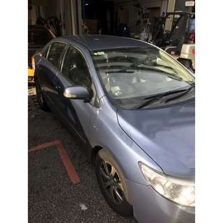 Honda SG Car Rental- No Deposit-P-plate welcome-81448833