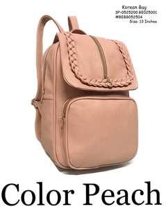 KOREAN BAG Size: 13 Inches  Price : 350