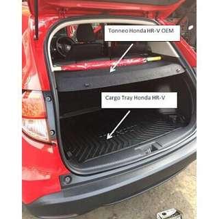 Honda HRV karpet bagasi & Tonneo