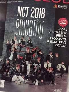 Club pop empathy feature NCT