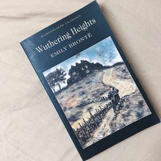 Wuthering Heights - Emily Bronte (New)
