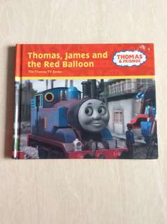 Thomas & Friends : Thomas, James and the Red Balloon