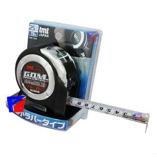 TMT Japan-7.5m(25ft) Chrome Measuring Tape (GOM-7525)