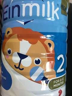 Einmilk Stage 2 (Brand New)