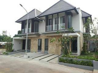 Rumah 2 lantai di medokan sawah timur rungkut surabaya