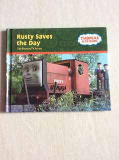 Thomas & Friends : Rusty Saves the Day