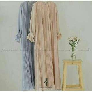 SOLD - Loretta Dress Cream by Ria Miranda