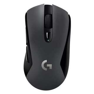 無線滑鼠 logitech g603
