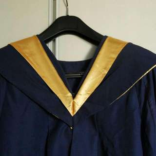Nus Science graduation gown