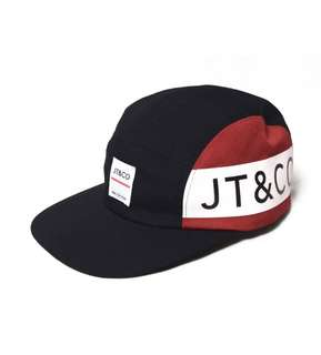 🚚 日本滑板品牌 JT & CO Camp cap FTC 美品 滑板帽