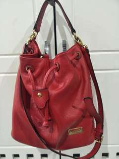 💯 SACHS bag leather (bucket, sling, soulder, backpack, handcarry)