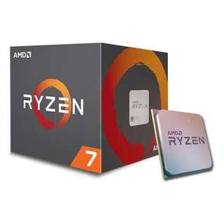 AMD Ryzen 1700