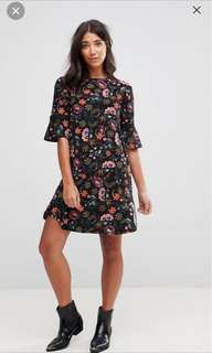 QED London Floral Dress(Brand New)