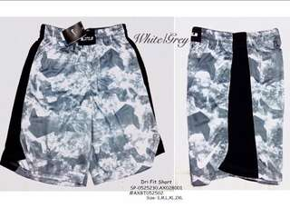 DRI FIT SHORT Size: S,M,L,XL,2XL  Price : 400