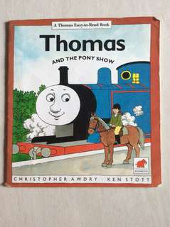 Thomas and the pony show