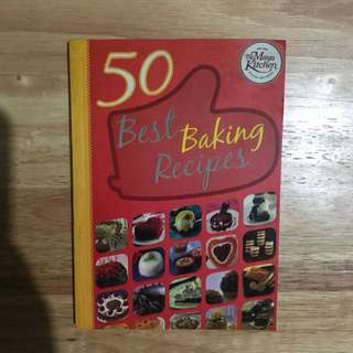 50 best baking recipes