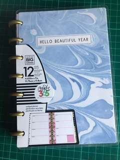 Me and My Big Ideas Mini happy planner