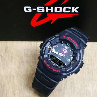 G-SHOCK G100 COPY 1:1 ORIGINAL LIMITED EDITION