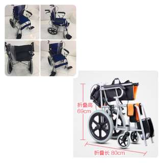 Sale -New PREMIUM lightweight fully foldable Wheelchairs