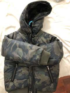 MNG Kid Winter Jacket