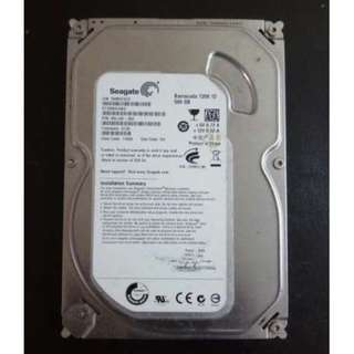SATA Harddisk 500 GB