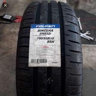 Tyre 195 55 15