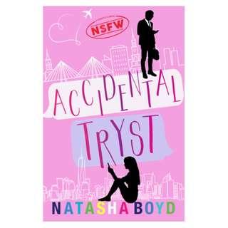 E-book English Novel - Accidental Tryst by Natasha Boyd