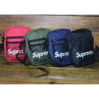 supreme 單肩包