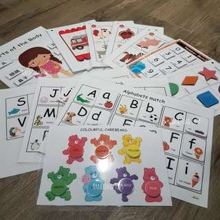 Comprehensive Activities For Toddlers