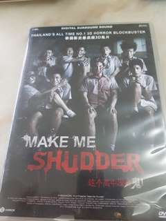 MAKE ME SHUDDER    DVD