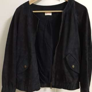 GORMAN light leather jacket
