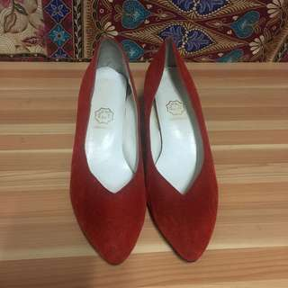 Repriced Ruby 👠 Stilettos Shoes